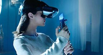 VR影视动漫游戏设计